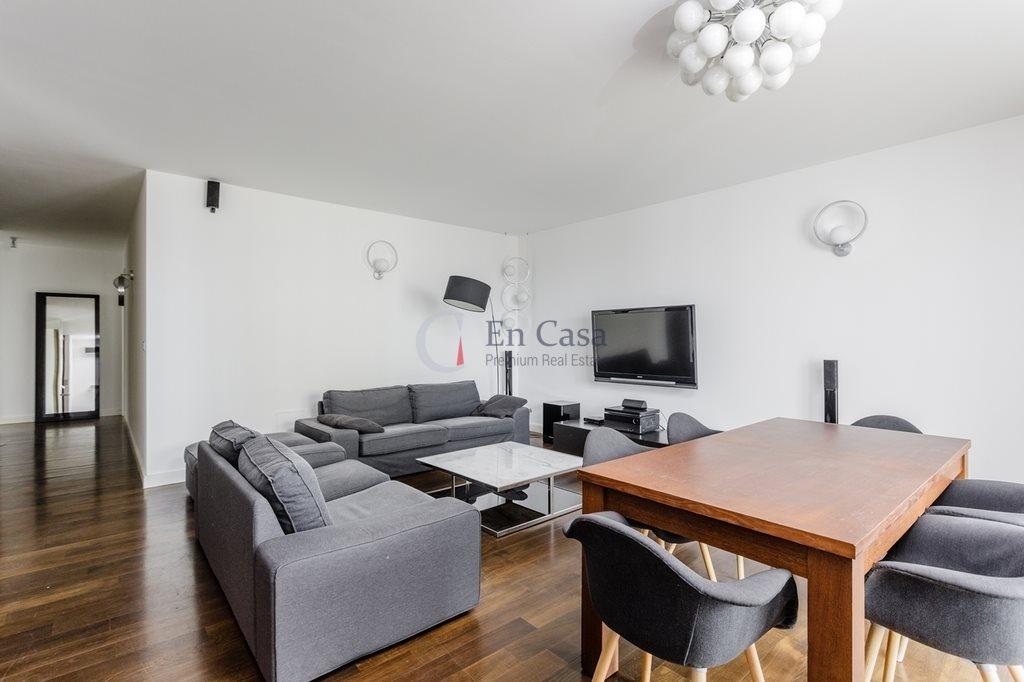 Mieszkanie czteropokojowe  na sprzedaż Warszawa, Śródmieście, Powiśle, Leona Kruczkowskiego  132m2 Foto 3