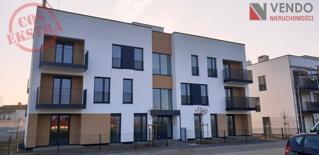Mieszkanie trzypokojowe na sprzedaż Pobiedziska, gen. Tadeusza Kutrzeby  57m2 Foto 3
