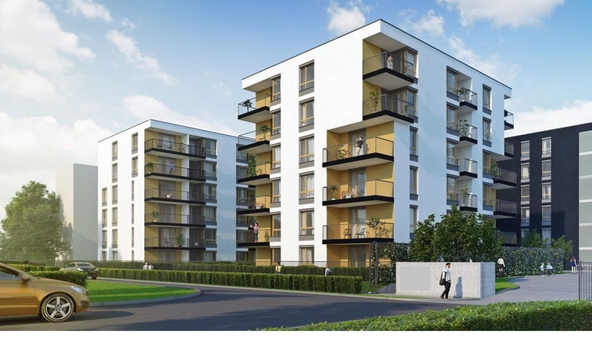 Mieszkanie trzypokojowe na sprzedaż Poznań, Jeżyce, Jeżyce, Dąbrowskiego  65m2 Foto 1