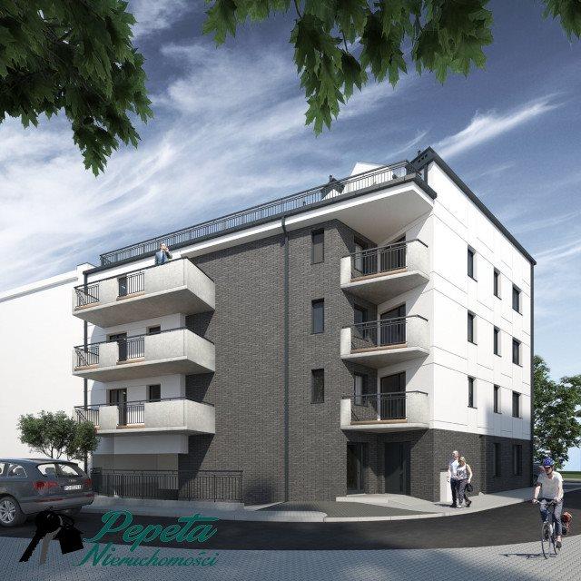 Mieszkanie dwupokojowe na sprzedaż Poznań, Łazarz  57m2 Foto 6