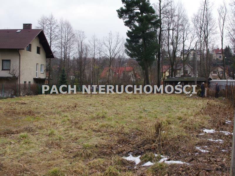 Działka budowlana na sprzedaż Bielsko-Biała, Cygański Las  1153m2 Foto 2