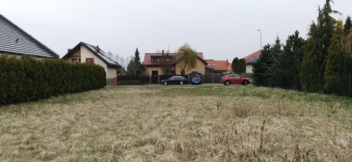 Działka budowlana na sprzedaż Robakowo, Polna  852m2 Foto 5