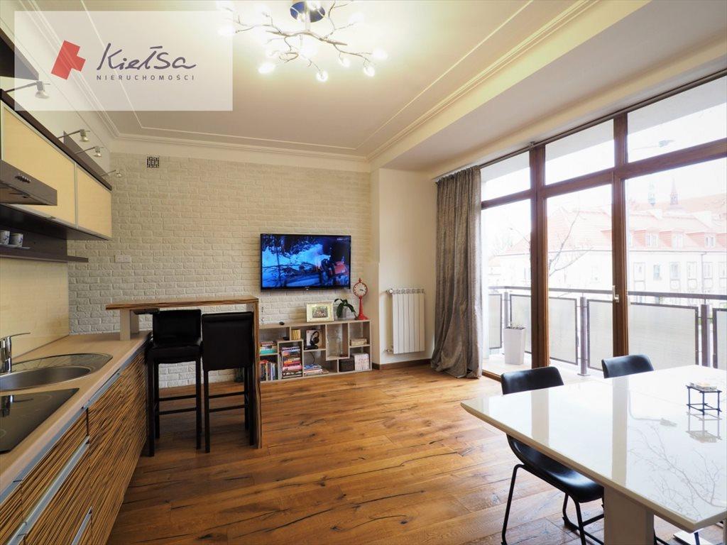 Mieszkanie dwupokojowe na wynajem Białystok, Centrum, Sienkiewicza  45m2 Foto 2