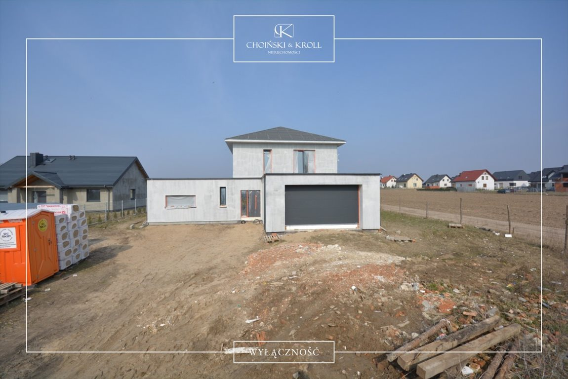 Dom na sprzedaż Chomęcice, Polna  233m2 Foto 1