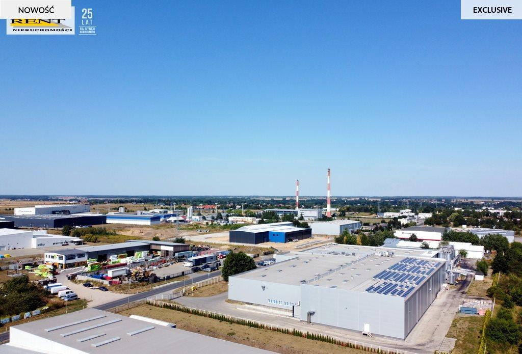 Działka przemysłowo-handlowa na sprzedaż Szczecin  2750m2 Foto 1