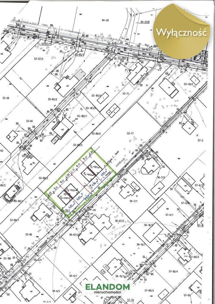 Działka budowlana na sprzedaż Józefów  2274m2 Foto 1