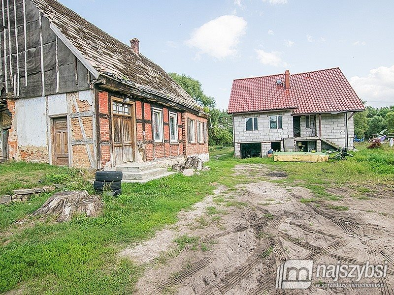Dom na sprzedaż Goleniów, obrzeża  160m2 Foto 1