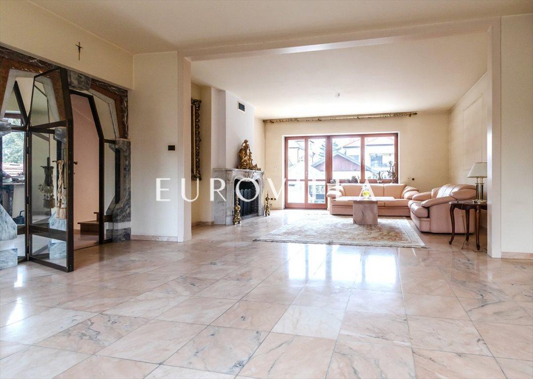 Dom na sprzedaż Warszawa, Wilanów, Chorągwi Pancernej  416m2 Foto 1