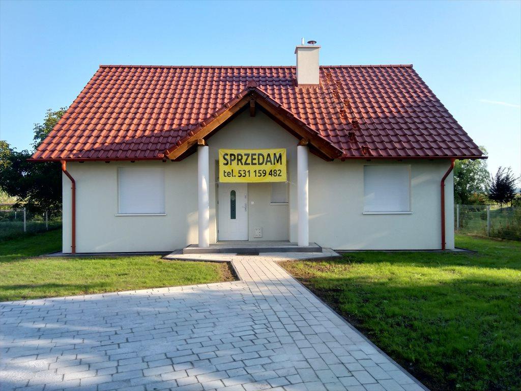 Dom na sprzedaż Krzyków, Główna  85m2 Foto 1