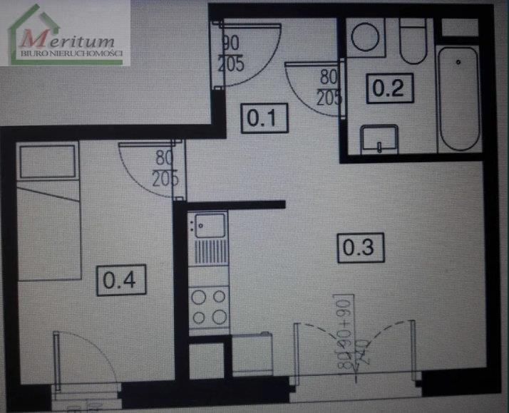 Mieszkanie dwupokojowe na sprzedaż Nowy Sącz  30m2 Foto 8