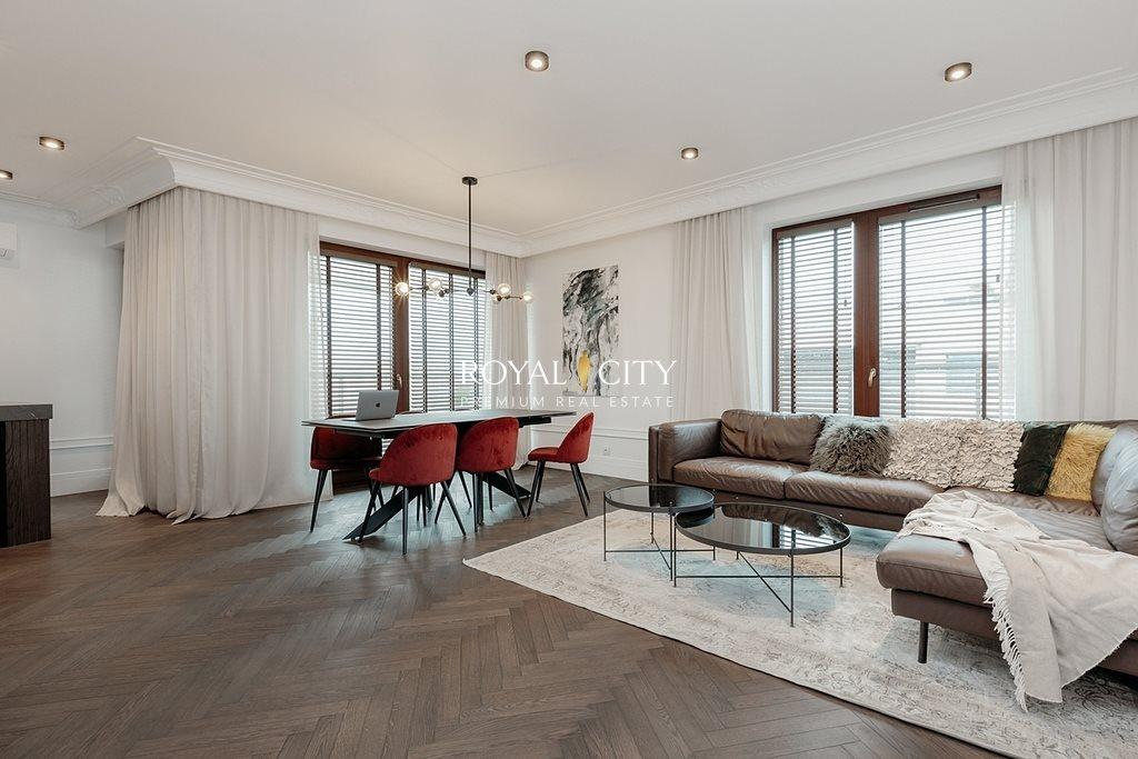 Mieszkanie czteropokojowe  na sprzedaż Warszawa, Śródmieście  104m2 Foto 2