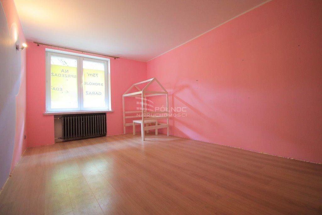 Mieszkanie trzypokojowe na sprzedaż Bytom, Centrum, Karola Estreichera  73m2 Foto 6