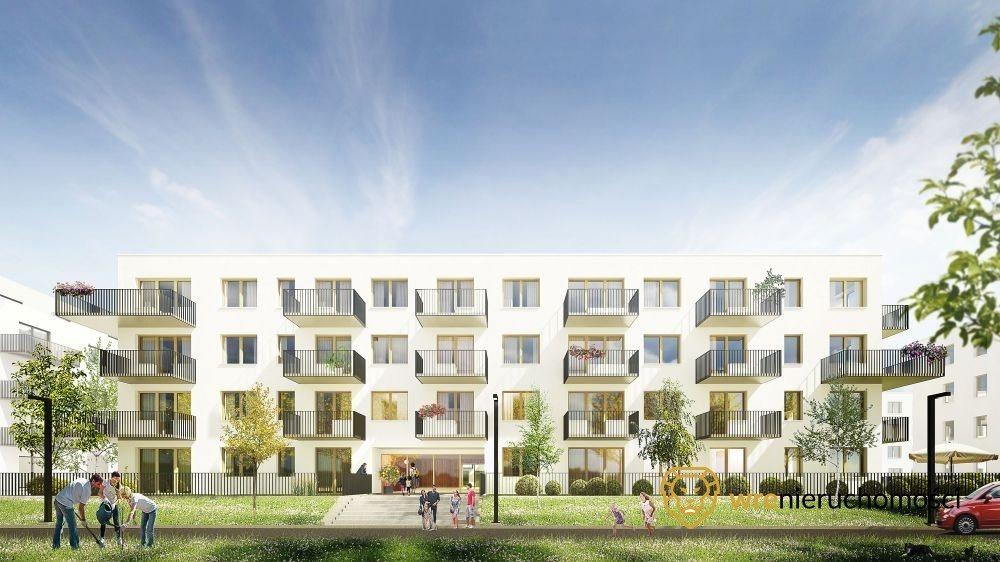 Mieszkanie trzypokojowe na sprzedaż Wrocław, Jagodno, Klasztorna  68m2 Foto 6