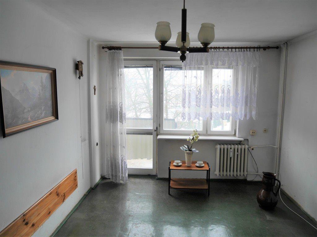 Mieszkanie dwupokojowe na sprzedaż Kielce, Centrum, Grunwaldzka  44m2 Foto 2