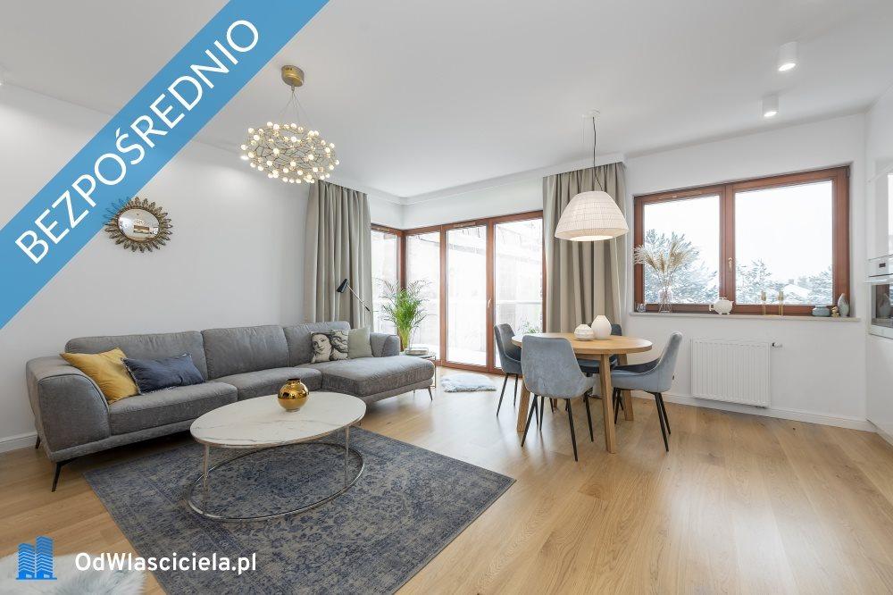 Mieszkanie czteropokojowe  na sprzedaż Gdynia, Chwarzno-Wiczlino, Niemena 11  93m2 Foto 1