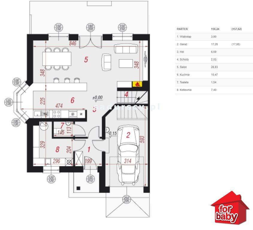 Dom na sprzedaż Przebieczany  151m2 Foto 3