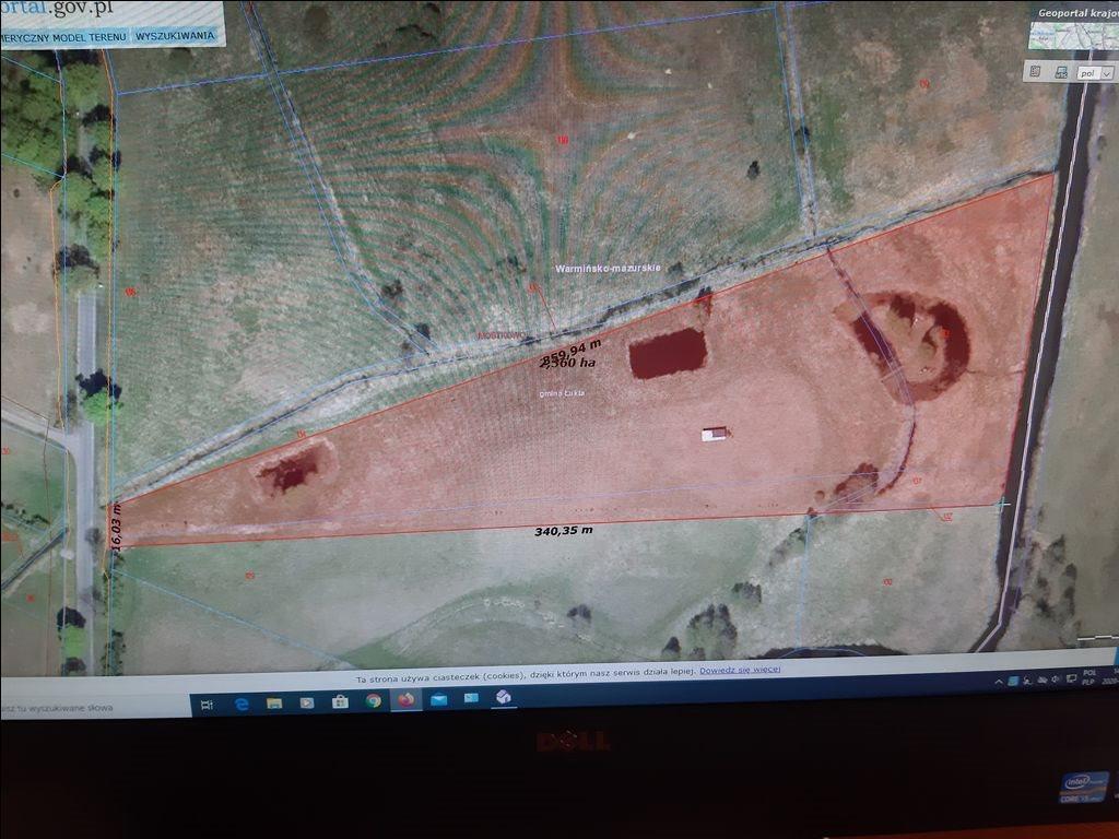 Działka rolna na sprzedaż Mostkowo, Mostkowo, Mostkowo  22000m2 Foto 1
