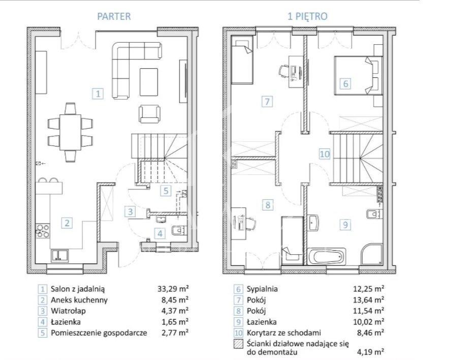 Dom na sprzedaż Bezrzecze  110m2 Foto 7