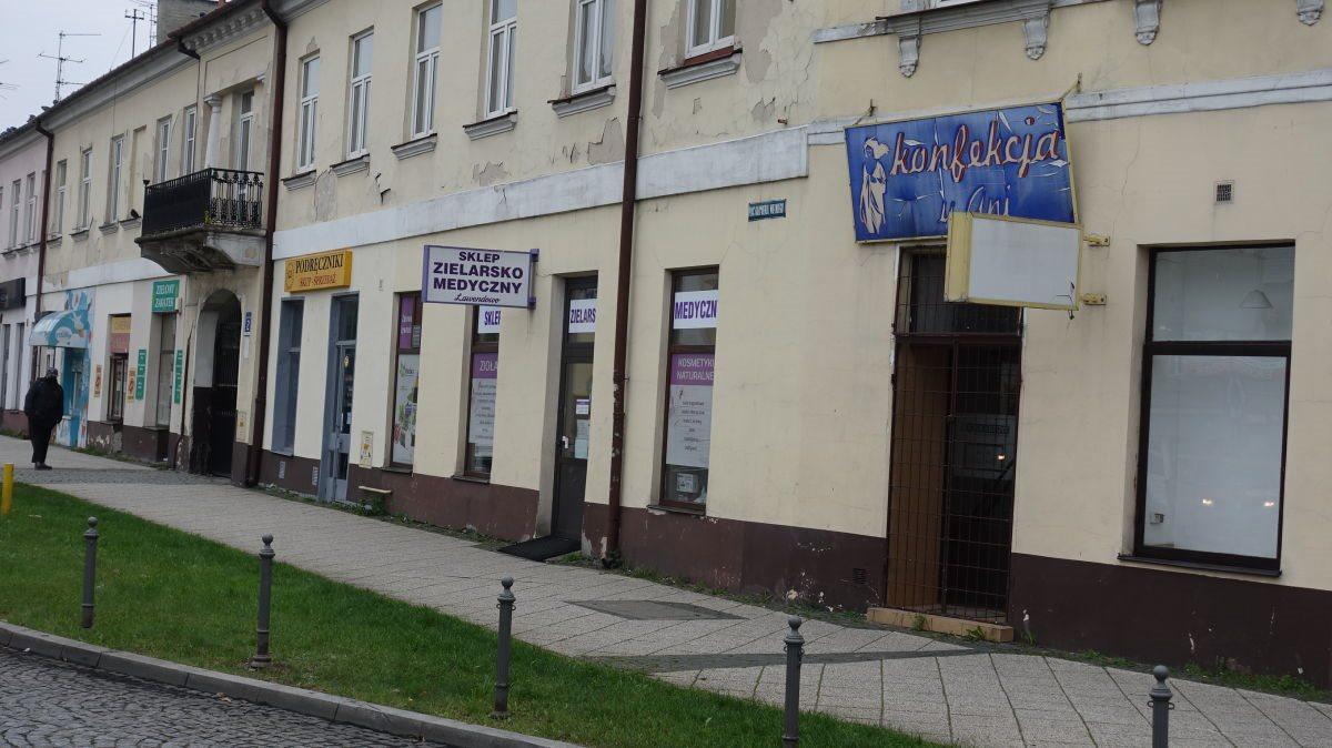 Lokal użytkowy na wynajem Radom, Centrum, Żeromskiego1 / Malczewskiego 2  15m2 Foto 2