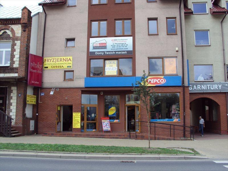Lokal użytkowy na wynajem Puławy, Piłsudskiego 24  29m2 Foto 1
