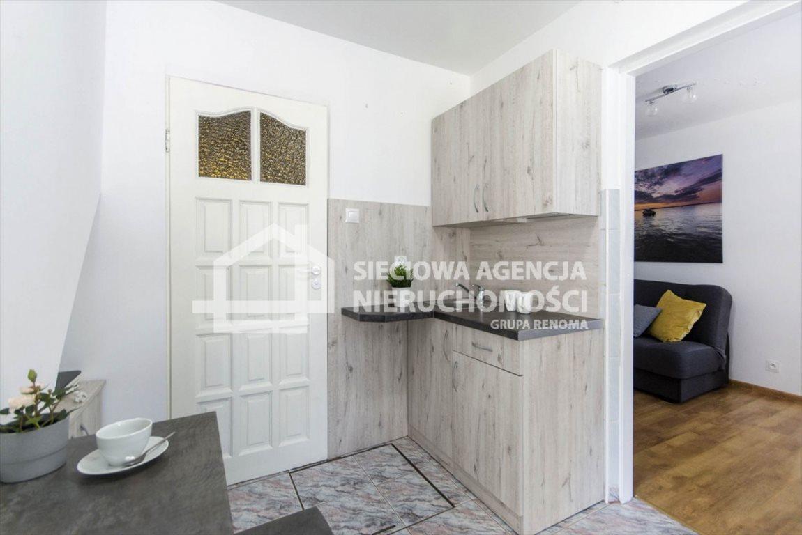 Mieszkanie dwupokojowe na wynajem Sopot, Centrum, Niepodległości  35m2 Foto 5