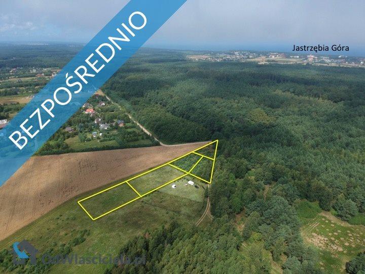 Działka rolna na sprzedaż Władysławowo  3000m2 Foto 1