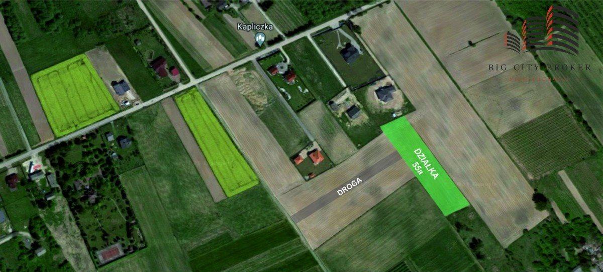 Działka rolna na sprzedaż Motycz  5500m2 Foto 1