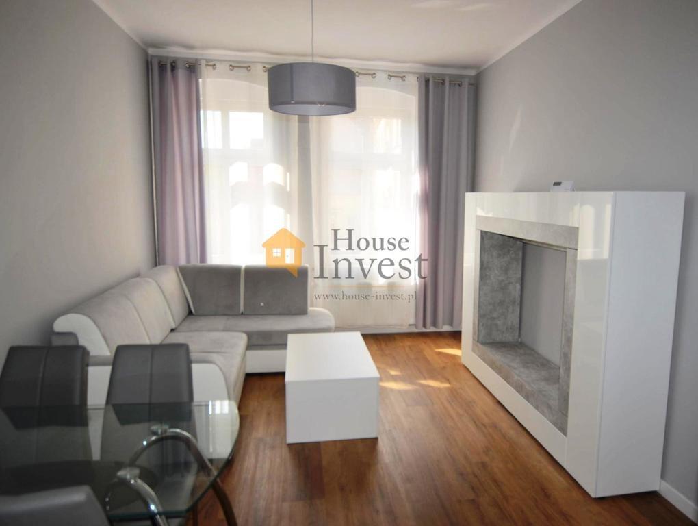 Mieszkanie dwupokojowe na wynajem Legnica, Hutników  56m2 Foto 1