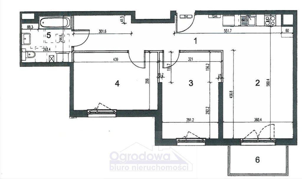 Mieszkanie trzypokojowe na sprzedaż Piaseczno, Gen. Jasińskiego  69m2 Foto 7