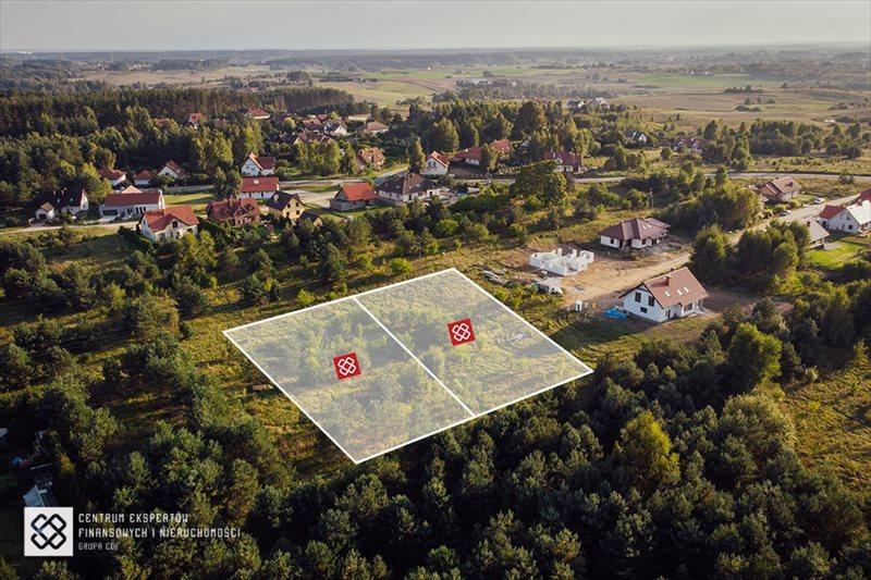 Działka budowlana na sprzedaż Olsztyn  1400m2 Foto 1