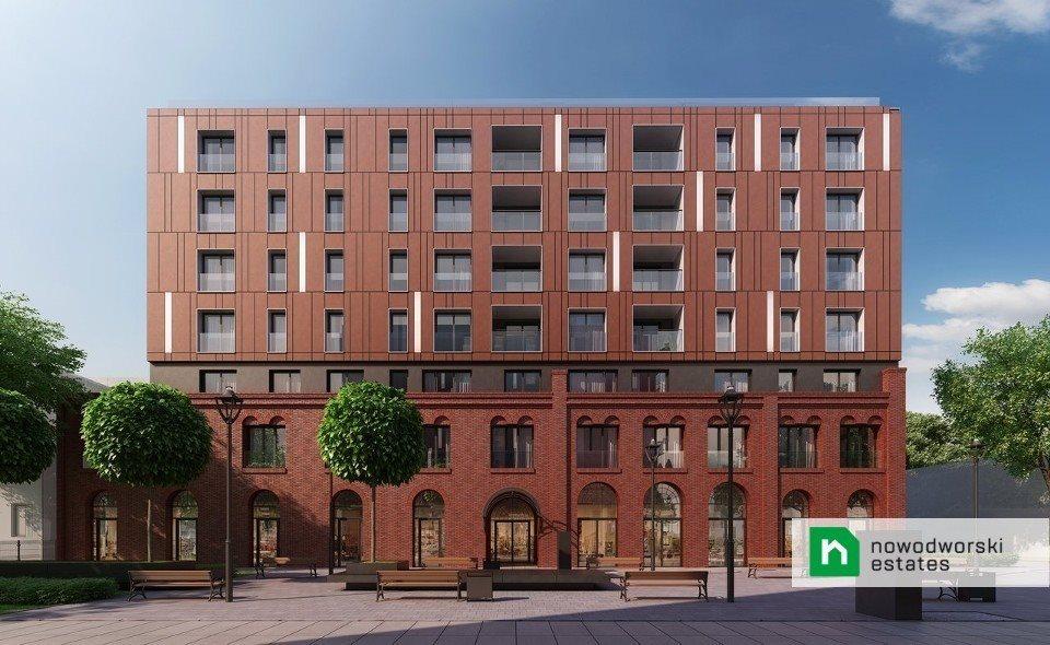 Mieszkanie dwupokojowe na sprzedaż Wrocław, Stare Miasto, Tęczowa  45m2 Foto 3