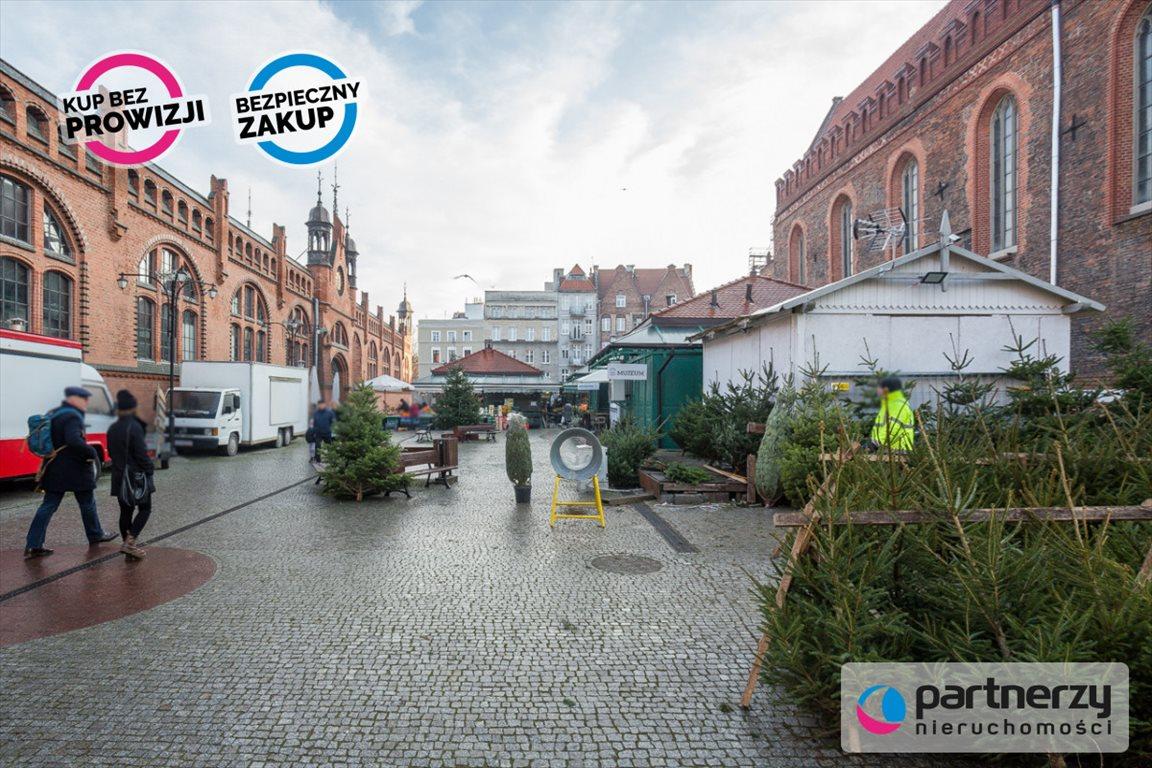 Lokal użytkowy na sprzedaż Gdańsk, Stare Miasto  20m2 Foto 5