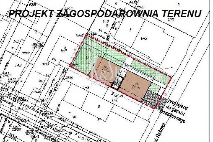 Działka budowlana na sprzedaż Warszawa, Włochy - Stare Włochy, Ryżowa  599m2 Foto 3