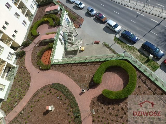 Mieszkanie dwupokojowe na wynajem Warszawa, Mokotów, Bukowińska  45m2 Foto 11