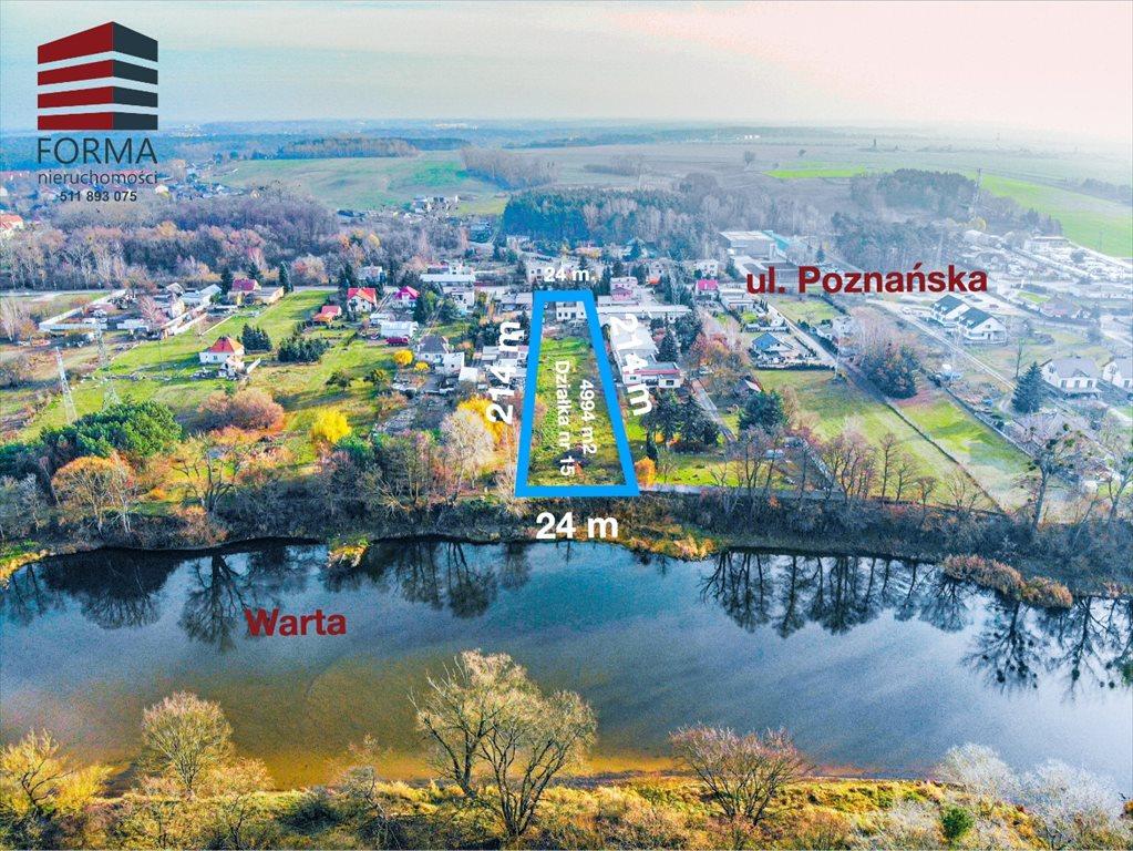 Działka budowlana na sprzedaż Czapury, Poznańska  4994m2 Foto 7