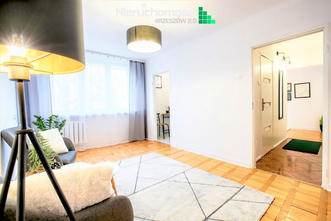 Mieszkanie dwupokojowe na sprzedaż Rzeszów  35m2 Foto 1