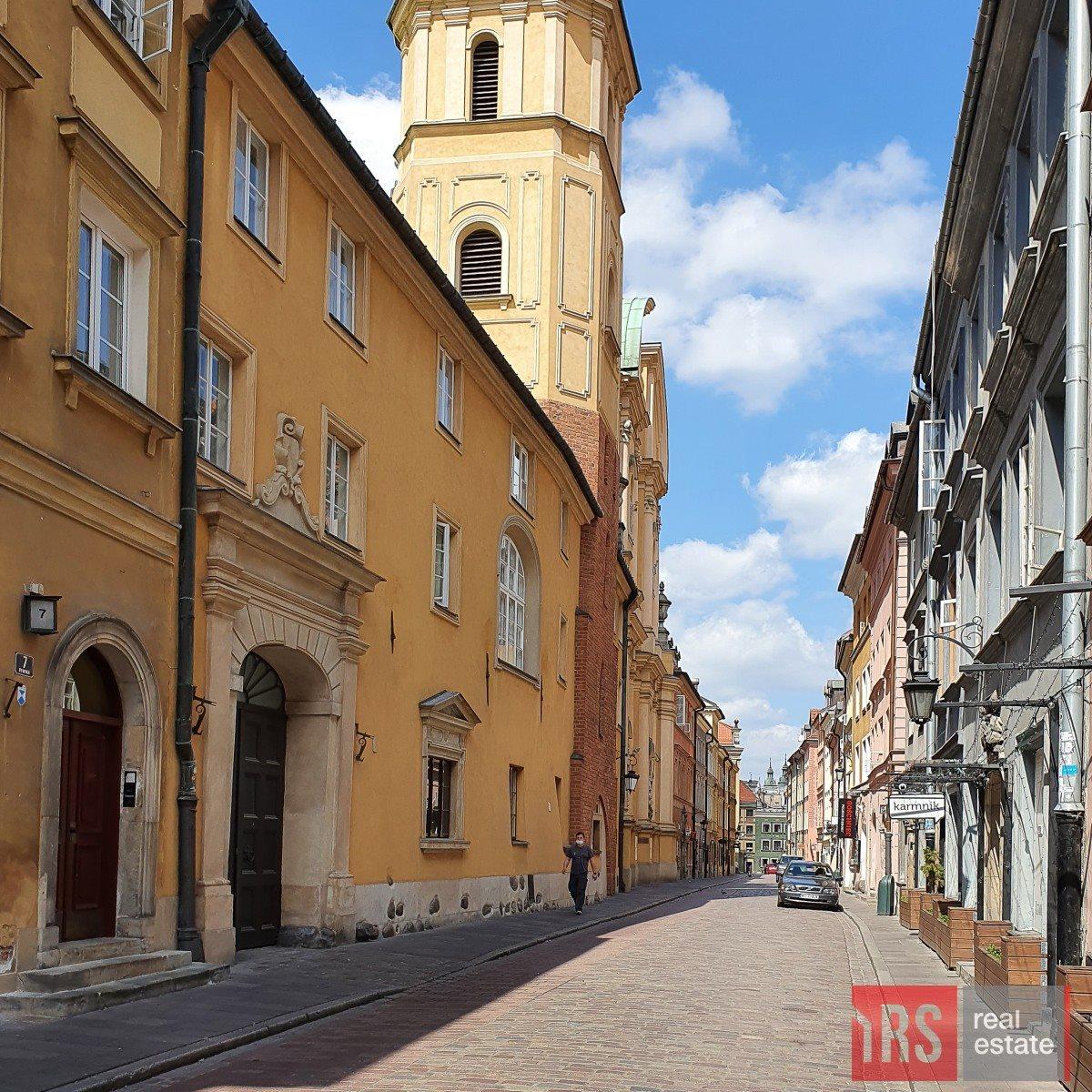 Mieszkanie trzypokojowe na sprzedaż Warszawa, Śródmieście, Piwna  85m2 Foto 9