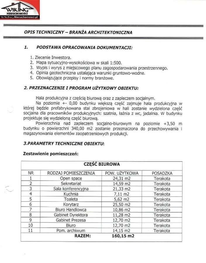 Działka przemysłowo-handlowa na sprzedaż Bugaj, Jasińska  3500m2 Foto 10