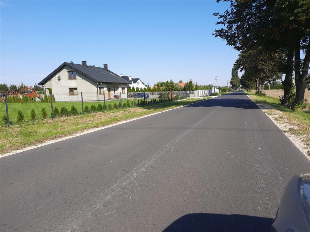 Działka siedliskowa na sprzedaż Wilkowa Wieś  4033m2 Foto 5