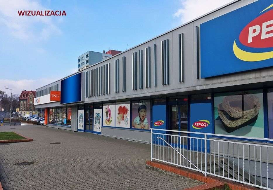 Lokal użytkowy na wynajem Ruda Śląska, Wirek, Obrońców Westerplatte 36  267m2 Foto 2