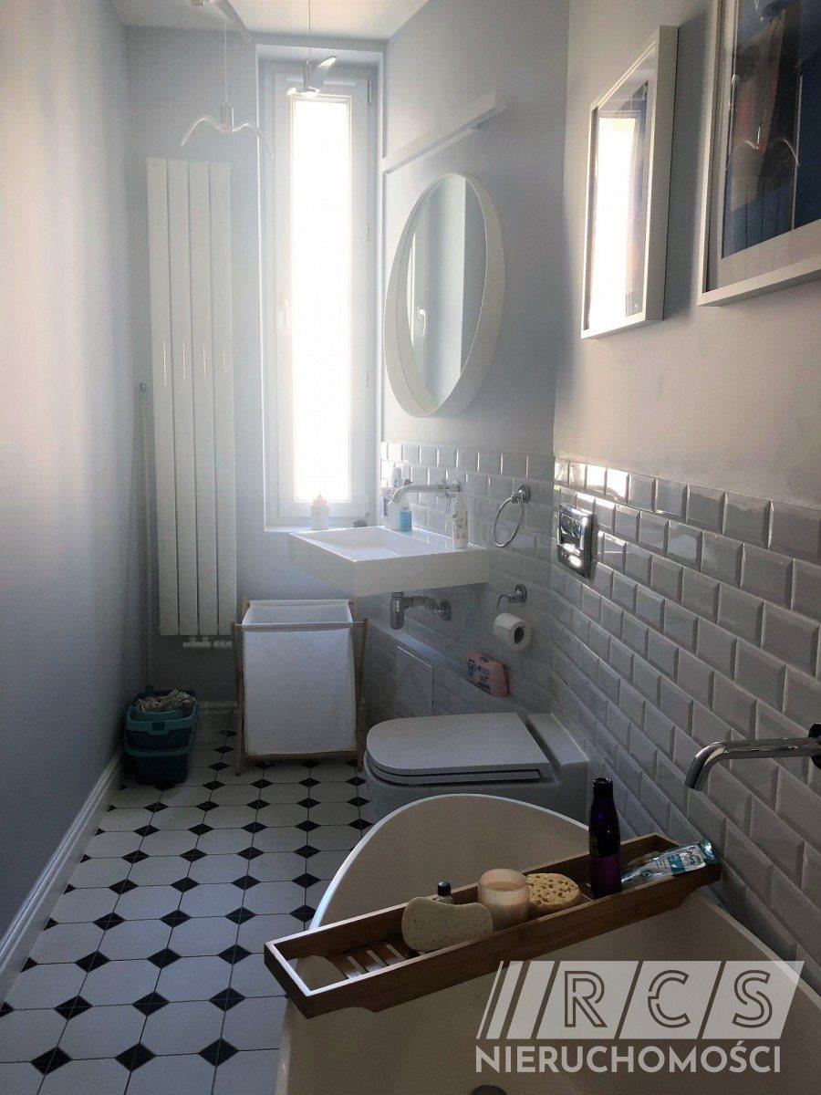 Mieszkanie dwupokojowe na wynajem Szczecin, Centrum, Andrzeja Małkowskiego  64m2 Foto 5