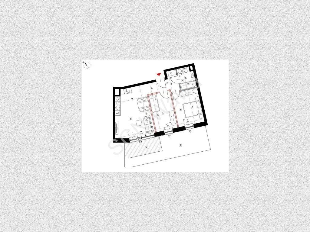 Mieszkanie trzypokojowe na sprzedaż Warszawa, Praga-Północ, Szwedzka  70m2 Foto 1