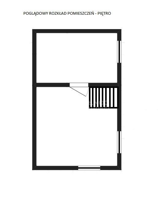 Mieszkanie czteropokojowe  na sprzedaż Pabianice, Dwupoziomowe mieszkanie w spokojnej okolicy  76m2 Foto 9