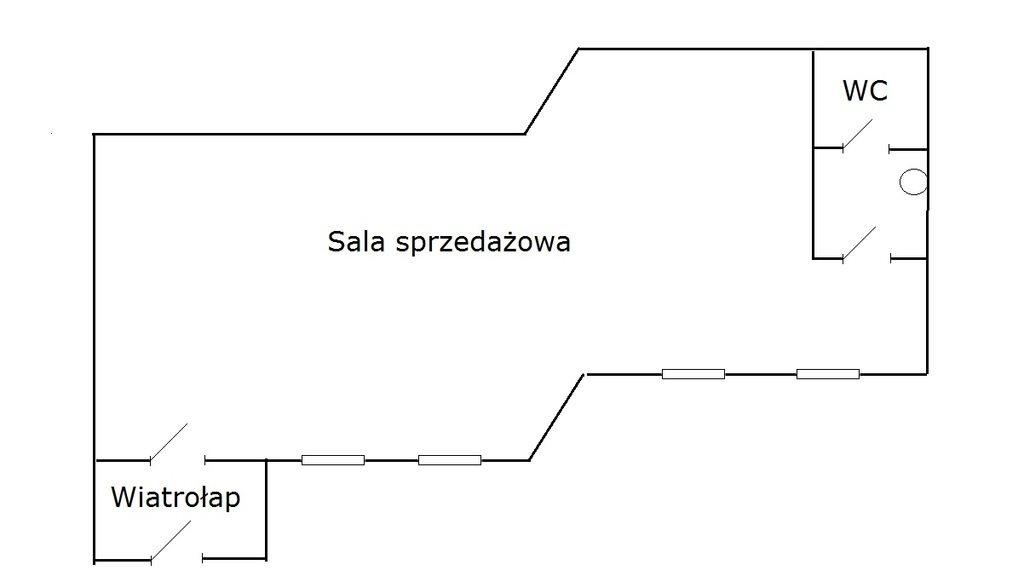 Lokal użytkowy na sprzedaż Białystok, Wysoki Stoczek  39m2 Foto 1