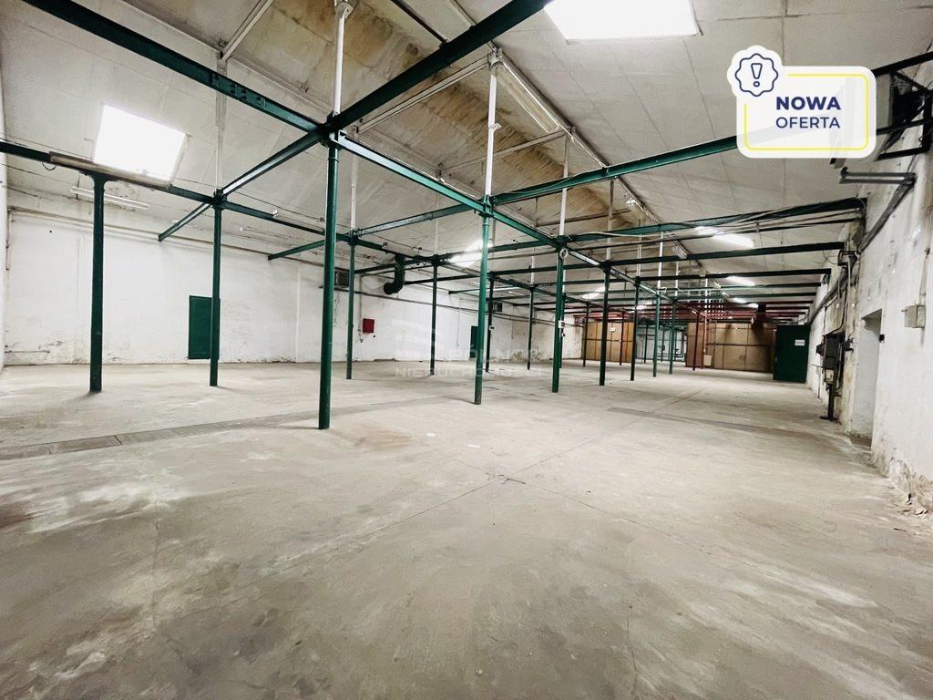 Lokal użytkowy na sprzedaż Pabianice, Hala magazynowo-produkcyjna/budownictwo mieszkaniowe/usługi  2200m2 Foto 1