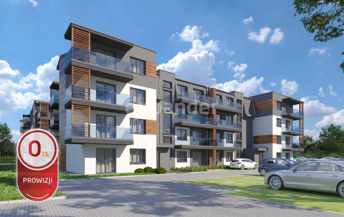 Mieszkanie dwupokojowe na sprzedaż Toruń, Kręta  48m2 Foto 2