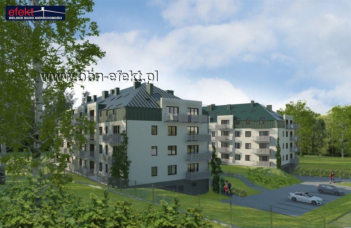 Mieszkanie dwupokojowe na sprzedaż Bielsko-Biała, Górne Przedmieście  37m2 Foto 1