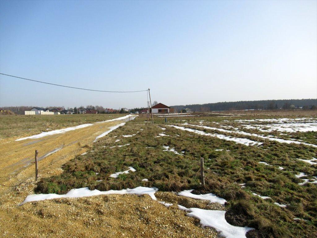Działka budowlana na sprzedaż Wola Kopcowa, ul. Dębowa  1100m2 Foto 3