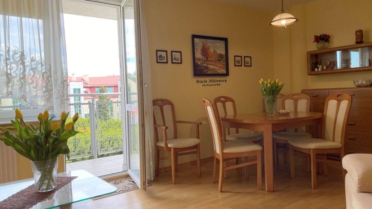 Mieszkanie dwupokojowe na sprzedaż Radom, Planty, ks.Sedlaka 4/6/8  62m2 Foto 1