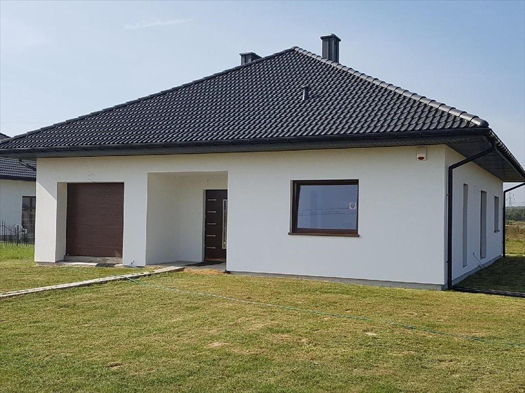 Dom na sprzedaż Majdan Krasieniński, Niemce  144m2 Foto 1